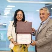 Prof. Dr. Mehtap Uysal – Binali Yıldırım Üniversitesi Eczacılık Fakültesi Dekanı