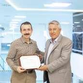 Eyüp Elmas – Samsun Büyükşehir Belediyesi Kalkınma Daire Başkanı